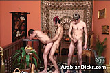Horny twinks having fun in their playroom