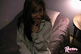 Raven Riley comes home from the club