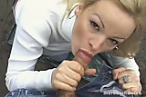 HomeGrownVideo's Janessa's First BJ Video view on tnaflix.com tube online.