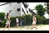 BigBreasted Wives and mothers  Apartment  Complex soapland