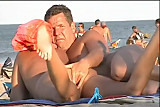 SpyCams Beach Voyeur Many Pussy -NV