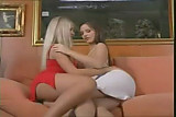 Annette Dawn and Eve Angel - Lesbian Scene