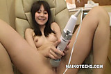 Perky Japan Teen Gets Horny