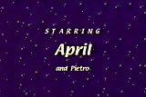 April footjob