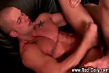 Muscle studs gay ass fuck cumshot