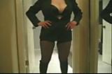 MarieRocks 50 Plus MILF - Sexy Wearing Black