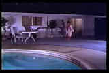 Mike Horner fucks brunette by the pool