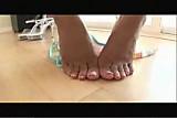 Interracial Foot Fetish Hardcore Action