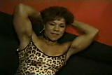 Sexy Latina bodybuilder ANAL # 2