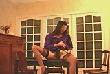 We Love Hairy Retro German Milf Masturbation