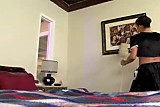 Black Maid and Black Lady Threesome part 1 view on tnaflix.com tube online.