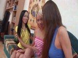 Teen Lesbian Assplay 1