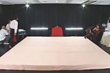 Lesbian fight - Yuka Osawa vs Nana Saeki - Round 1