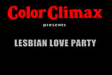 CC - Lesbian Love Party