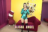 BBW Butt Fuck Alisha Angel