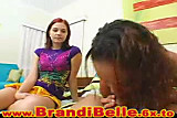 Teen Brandi - A Helping Hand