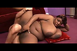 bbw black big boobs tits cute face big ass butt