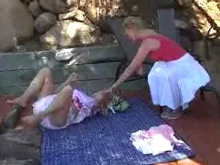 Adult Breastfeeding.....Wendy & Suzie 03