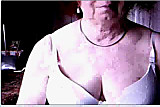 really mature woman on web cam