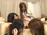 A Lovely Japanese Group Orgy