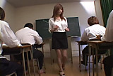 sexy teacher 1-yui sarina-by PACKMANS