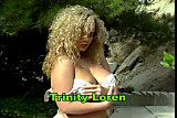 Trinity Loren spunked big natural tits Classic Porn