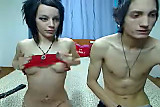 Emo girl webcam sex 1
