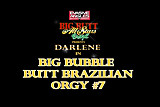 Big Butt Brazilian Orgy #7