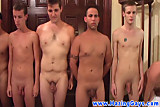 Teen amateurs sucking for their initiation in high def