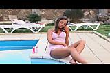 Ingret by pool