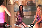 Liz Vicious Trisha Uptown Ava Knight in tub