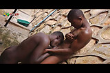 Blowjob Alley In Africa Enjoyed By Black Gays