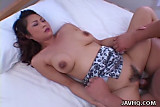 Sexy Marie Sugimoto fucked from behind!