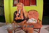 Blonde Brazilian Mom - big clit