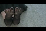 Net Stockings Feet and Legs - File CORAP SEVERLERE