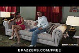 Brazzers - Sex addict Syren De Mer tricked into intervention