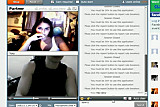 megan fox lookalike watching me cum on omegle
