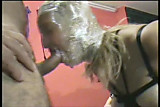 Cling Film Slut Filmed with Master