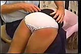 White Panties Spanking Club