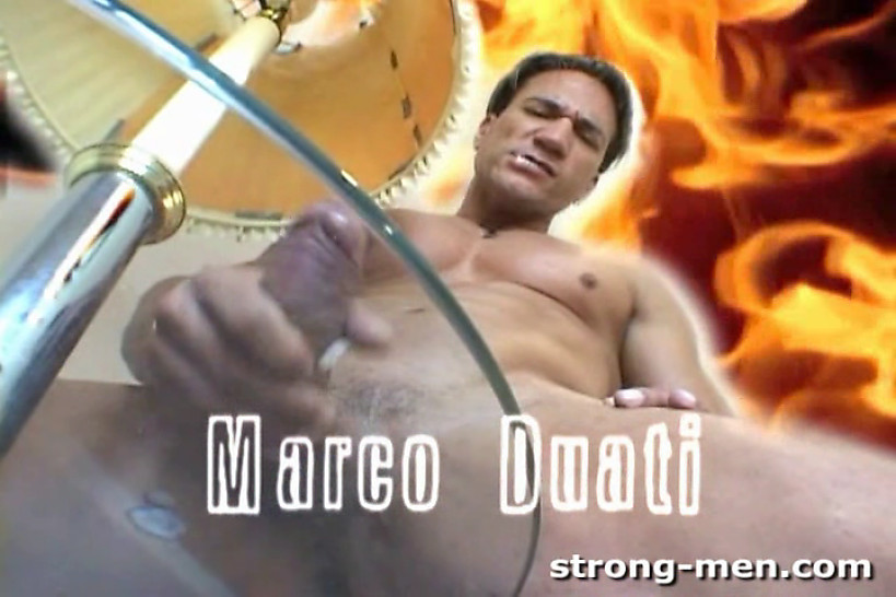 Marco Duati Straight Muscle   Porn Video