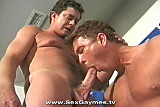 Jocks in the Locker Room