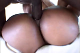 Ayana Angel takes double bbc: blk