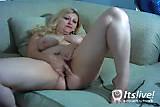 Cam No Sound: Blonde Mature BWW Dildos Pussy