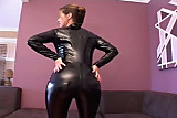 Catsuit Milking Cock by TROC