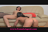 FemaleAgent A taste of Russia