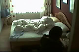 My mom loves to masturbate. Hidden cam