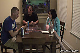 Wife Creampied by Husbands Friend
