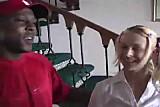 Black guys creampie little white girl