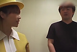 JP Beautiful elevator operator Rika Uehara by zeus4096