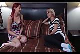 Lesbian Toe Sucking & Foot Worship